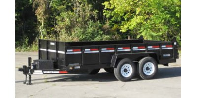 Moritz - Model DC-Series - Commercial Grade Dump Trailers