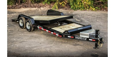 Moritz - Model ELH GT-Series - Heavy Commercial Low Profile Gravity Tilt Trailer