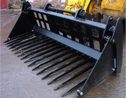 Agriquip - Duty Construction Stone Sorting Fork