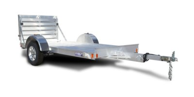 Model UT 54X10-2K - Single Axle Utility Trailer