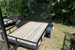 5x8 - Model Carry-On - Landscape Utility Trailer