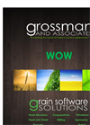 Grossman - Grain Elevators Software Brochure