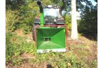 Traktor - Model NHS 220i - Wood Chippers