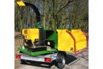 Motor Line - Model NHS 180ms - Wood Chipper