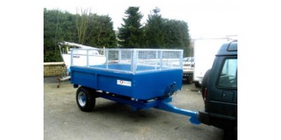 Small Tipper Trailers