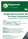 Kingswood Accounts - Contractors - Brochure