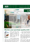 3LOG - Version LabWiz - Data-capture Software - Brochure