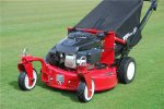 Model TPKH822 - 22` Petrol Zero Turn Lawn Mower