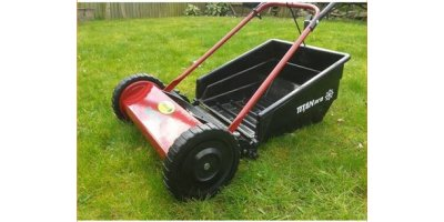 Titan Pro - Model TP-S42PCM - Simplicity 42cm-16.5` Push Cylinder Lawnmower