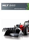 Manitou - MLT 840 - Farm Loader Brochure