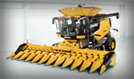 LEXION - Model 700 SERIES - Track Combines