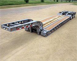 Commercial HDG (Hydraulic Detachable Gooseneck) Trailer