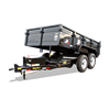 Model 10SR - Low Profile Tandem Axle Dump Trailers