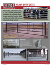 HMI - Heavy Duty Gates - Datasheet