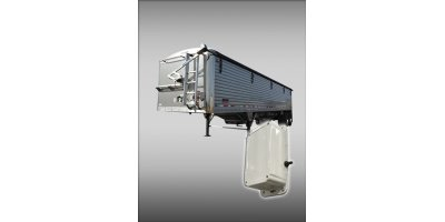 EXT - Conversion Grain Trailer Switch on Trailer