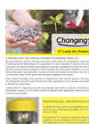 Changing Times - Large Dry Powder Applicator Brochure