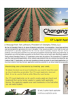 ChangingTimes - Model 12 Volt - Liquid Applicator Brochure