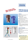 Air Induction Low Drift Nozzles- Brochure