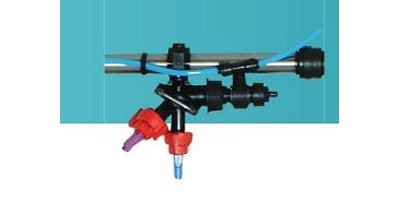 Spray Stop Pneumatic Control Valve