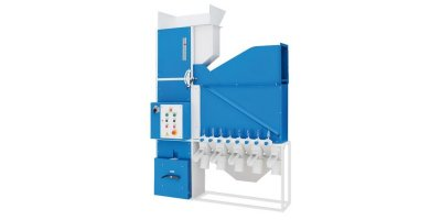 GCS - Model 150 - Grain Cleaning System