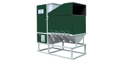 GCS - Model 600 - Grain Cleaning System