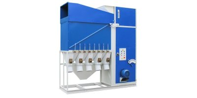 GCS - Model 750 - Grain Cleaning System