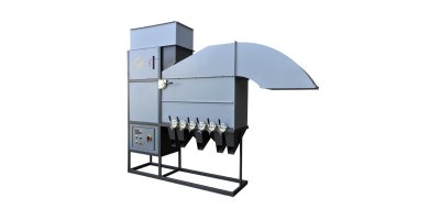 Model GCS - 200 - Small Grain Cleaner System