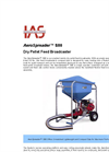 AeroSpreader - S80 - Dry Pellet Feed Broadcaster Brochure
