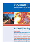 SoundPLAN Propagation Software - Action Planning - Brochure