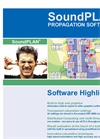 SoundPLAN Propagation Software® - Software Highlights - Brochure