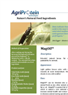 MagOil - Natural Feed Ingredients Brochure