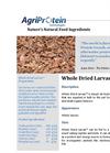 Natural Protein Feed Ingredients Brochure