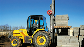 JCB - Rough Terrain Forklifts