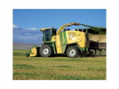 Krone - Model BiG X 500 - Self-Propelled Forage