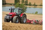Massy Ferguson - Model 8700 Series 205 - 290 PTO hp - High Horse Power Tractors