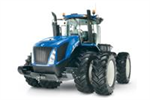 New Holland - Model T9 Series 4wd  - Agricultural Tractor