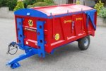 Model QM/6 - Monocoque Agricultural Trailer
