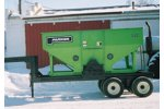 Utility, Gravity Box or Bunk Feed Trailer