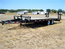 Sparks - Model 8` I-Beam - Deckover Trailers