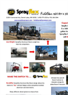 FieldStar 1600/RM & 2000/RM Sprayer Brochure