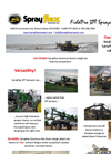 FieldPro 3PT Sprayers Brochure
