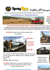 FieldPro 4PT Sprayers Brochure