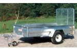 Wessex - Model ATV 2200 - Unbraked Trailers