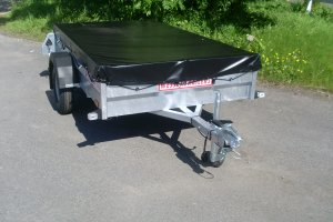 Unbraked Goods Trailers