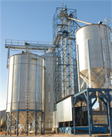 Hopper Bottom Silo