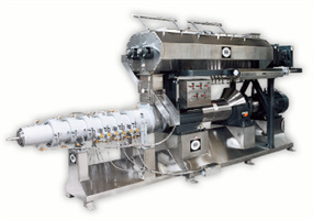 Extru-Tech - Model E750 - Extrusion Cooking Systems