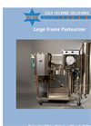 Large Frame Calf Milk Pasteurizer Brochure