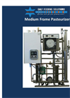 Medium Frame Calf Milk Pasteurizer Brochure