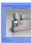 Mini Flash Calf Milk Pasteurizer Brochure