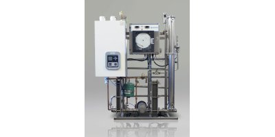 Medium Frame Calf Milk Pasteurizer